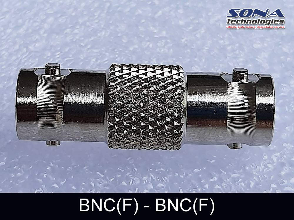 Adapter BNC(F) - BNC(F)