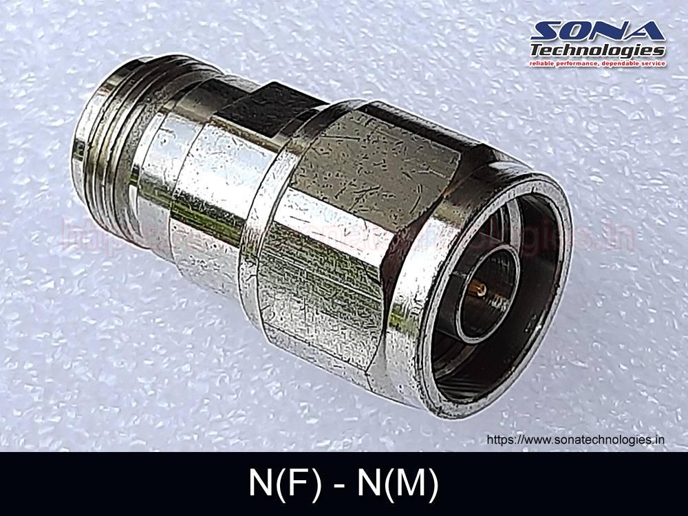 Adapter N(F) - N(M)