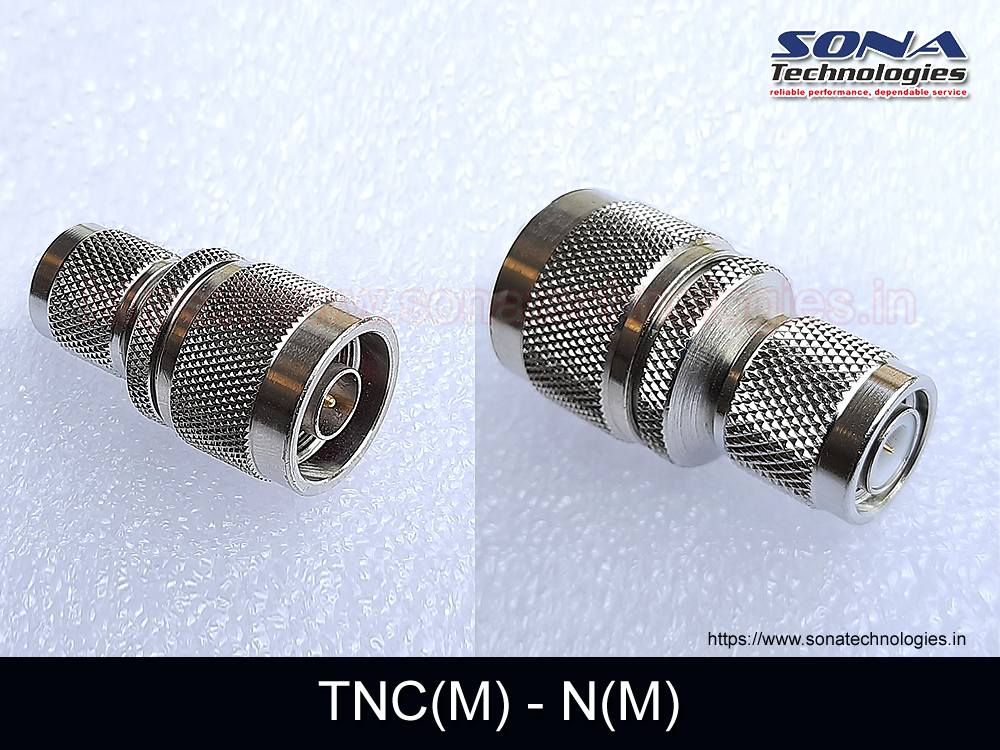 Adapter TNC(M) - N(M)