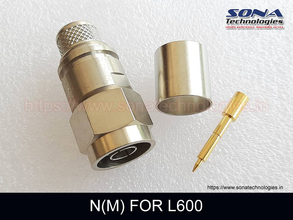 N(M) Connector For L600 Cable